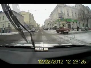Вот как нужно поворачивать направо